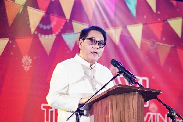 BAVI President Ronald Mascarinas