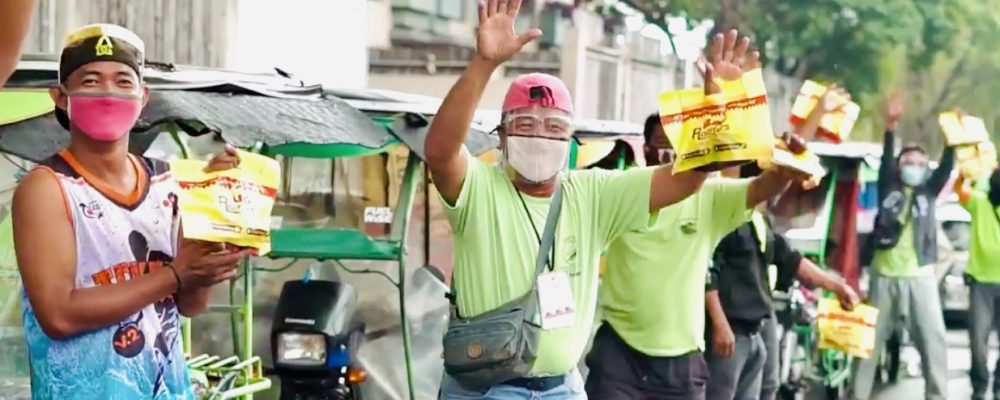 Uling Roasters Brings Food to Tricycle Drivers