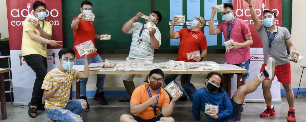 Adobo Connection Gives Back to Teachers