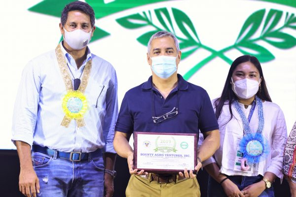 BAVI Wins Ormoc City Business Award