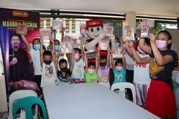 Chooks-to-Go Sends Support to Isabela Charities