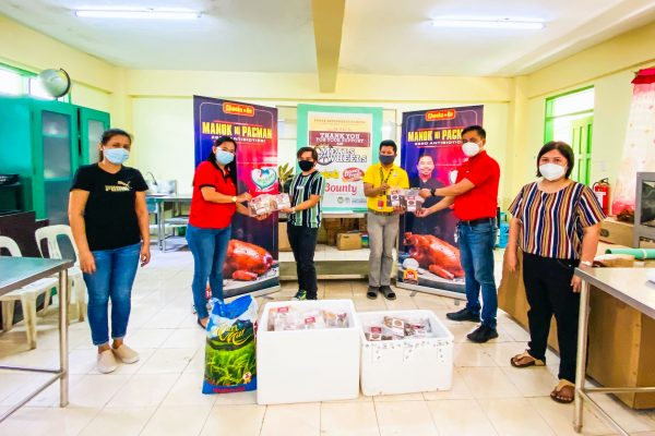 BAVI Supports Calamba School's 'Meals on Wheels' Project