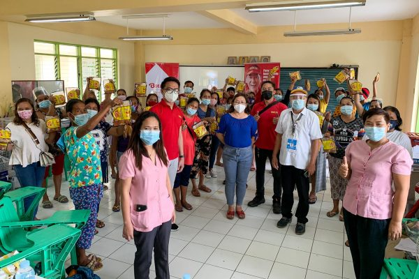 BAVI Completes Feeding Program at Cebu School