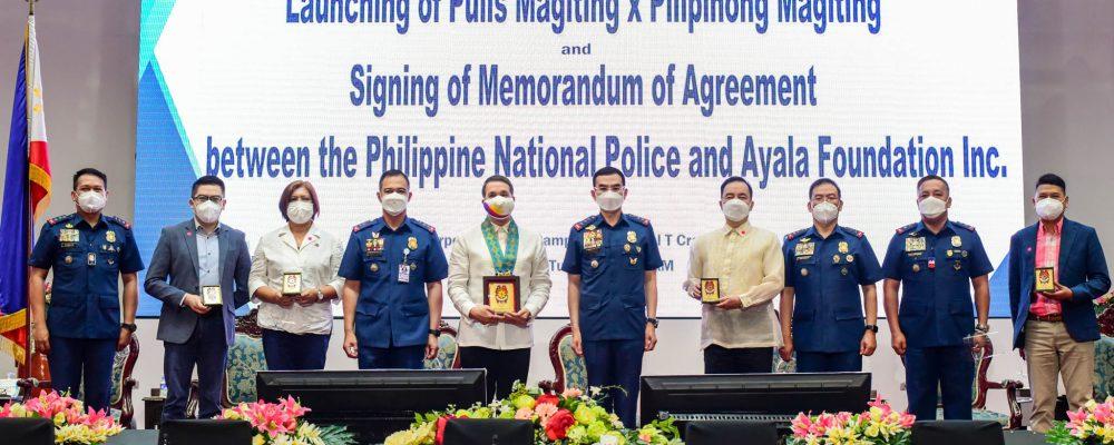 BAVI Joins Ayala Foundation in Honoring 'Pulis Magiting'