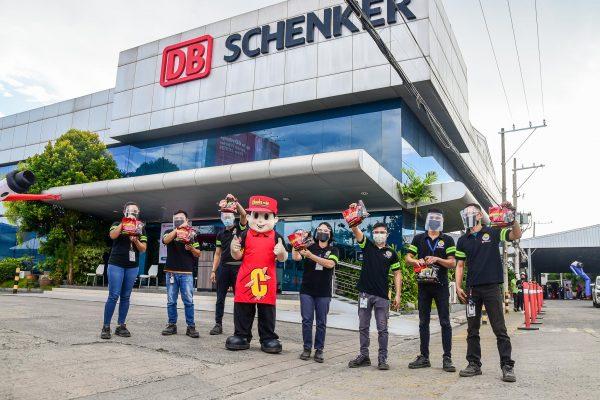 Chooks-to-Go, DB Schenker Team Up For Family Day